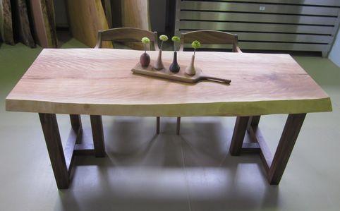 ブラックチェリーテーブル2